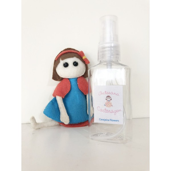 PERFUME PARA PAPEL - CEREJEIRA FLOWERS - 60 ML