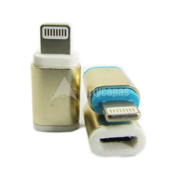 Adaptador Micro Usb Para Iphone