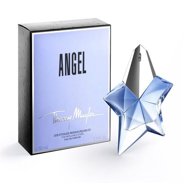 Angel Eau de Parfum Rechargeable Edition 2015 Thierry Mugler Feminino 50ml-510
