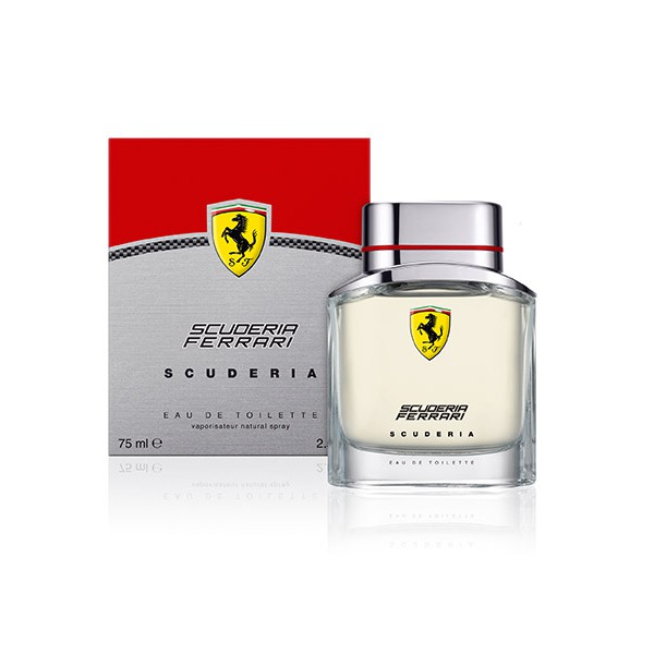 ASP-PF-Scuderia Ferrari Masculino Eau de Toilette 75ml