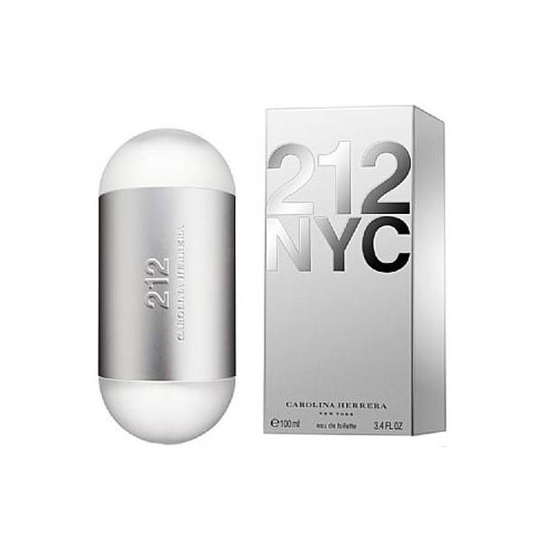 Perfume 212 Feminino Carolina Herrera - Eau de Toilette 100 ml-450