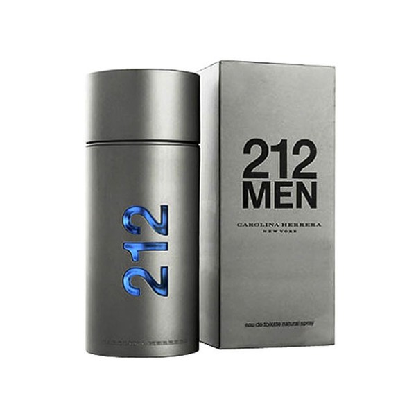 Perfume 212 Men Carolina Herrara Eau de Toilette Masculino 100 ml-452