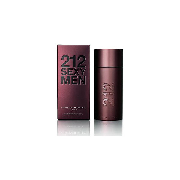 Perfume 212 Sexy Men Carolina Herrera - Eau de Toilette 50ml-465
