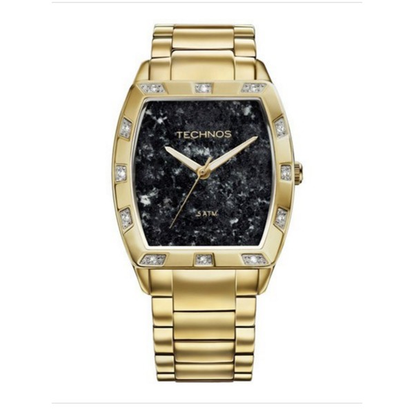 Relógio Technos Feminino Stone Collection - Gabro 2033AC/4P