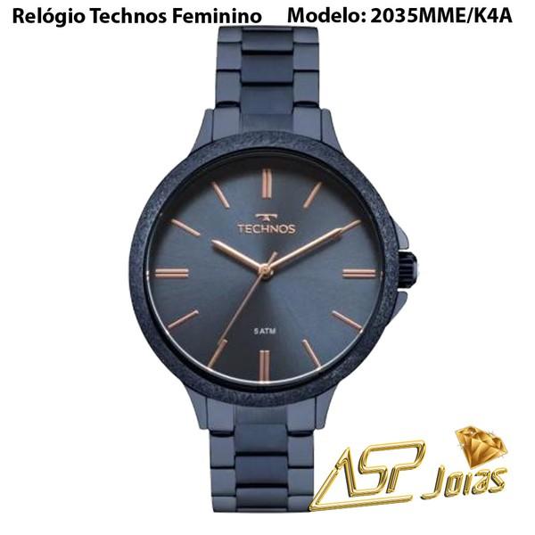 Relógio Feminino Technos Trend 2035MME/K4A - RLG-5364