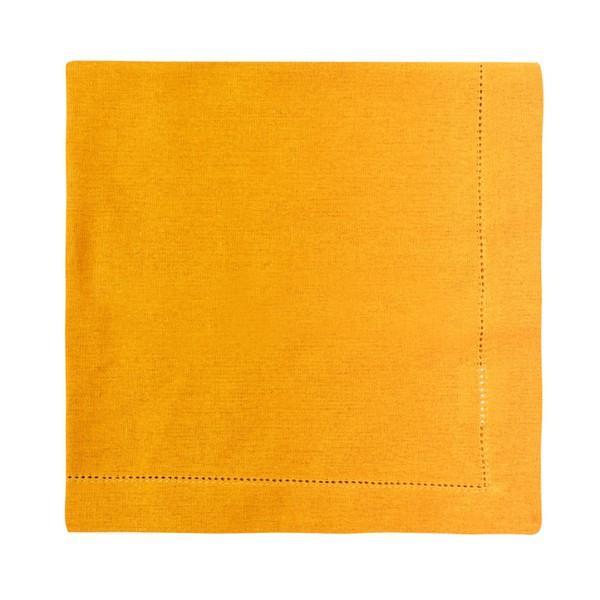 Guardanapo Linho Amarelo Mostarda