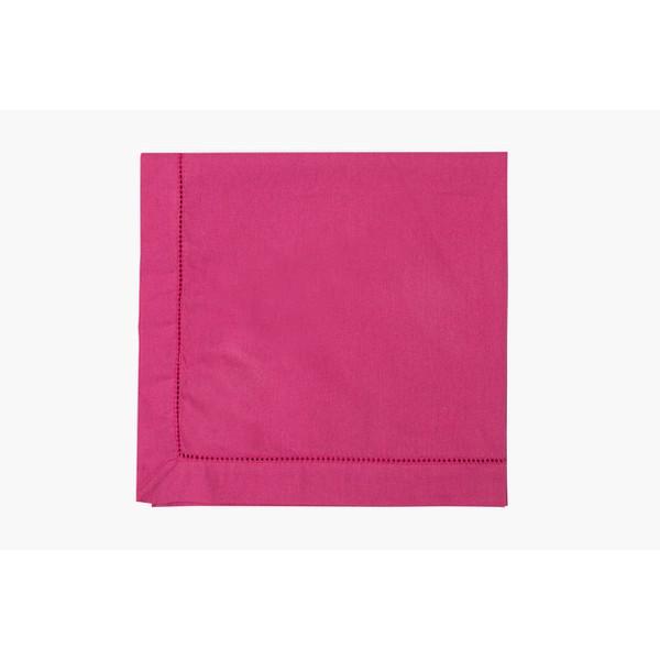 Guardanapo tricoline pink