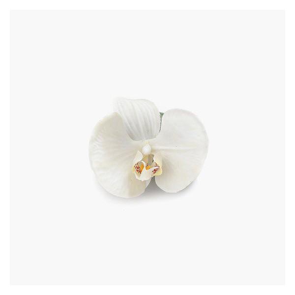 Porta Guardanapo Phalaenopsis Branca