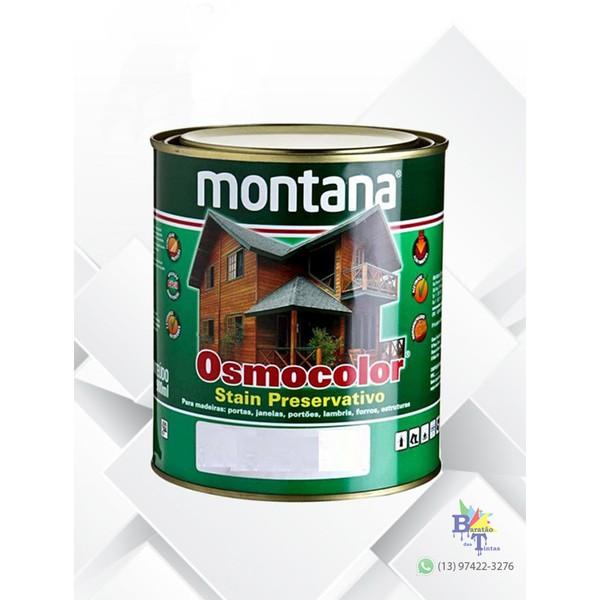 STAIN OSMOCOLOR CS BRANCO NEVE 900ML