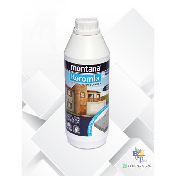 KOROMIX HIDROFUGANTE MONTANA 1L
