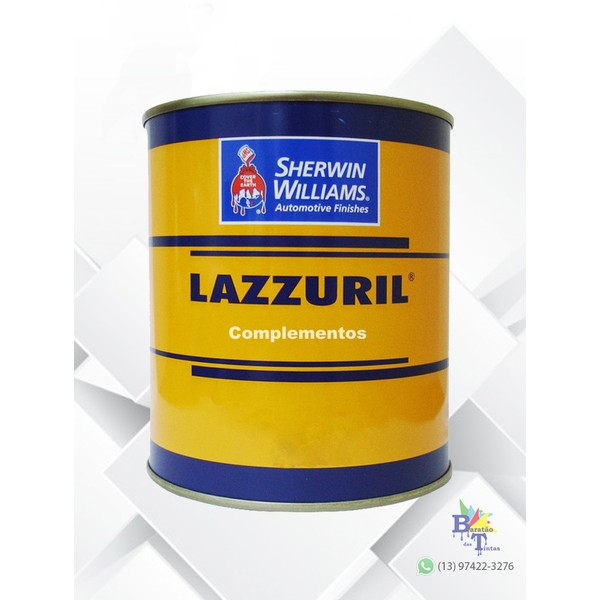 WASH PRIMER LAZZURIL 600ML