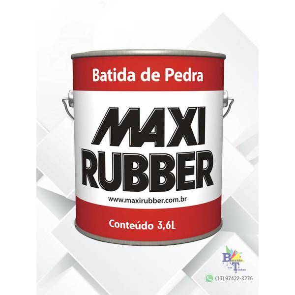 BATIDA DE PEDRA BRANCO MAXI RUBBER 3,6L