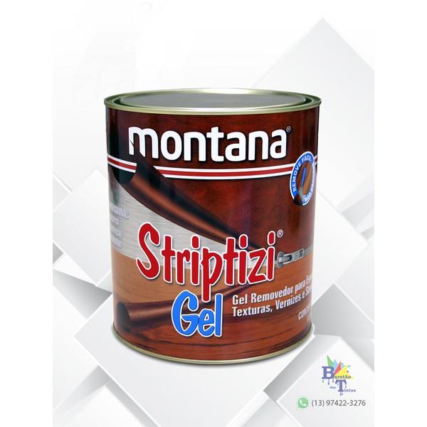 REMOVEDOR DE TINTA STRIPTIZI GEL 900ML