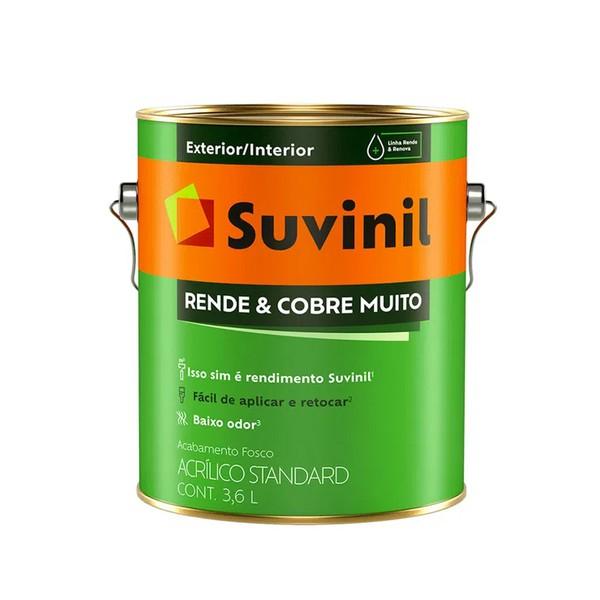 SUVINIL RENDE E COBRE MUITO AMARELO CANÁRIO 3,6L