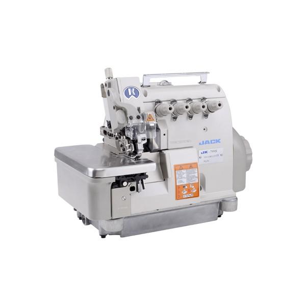Máquina de Costura Interloque Jack com Guilhotina 799S-5-A04/435 Pesado