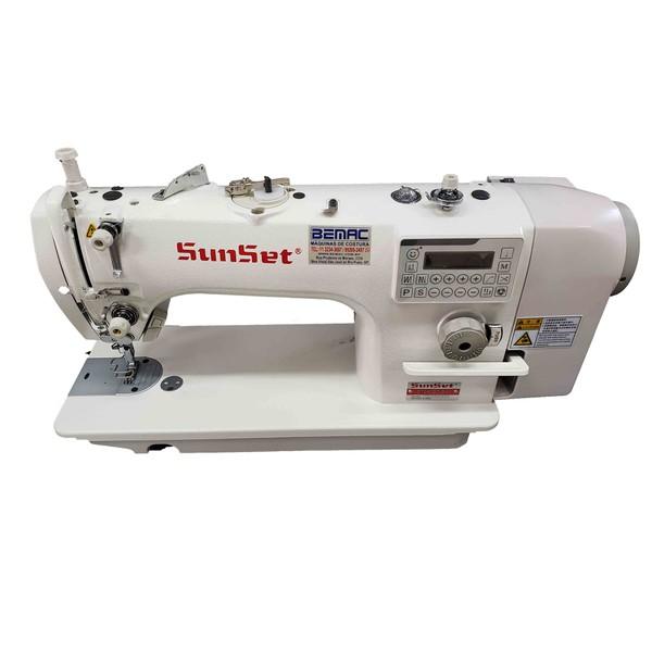 Máquina de Costura Reta Eletrônica Sunset