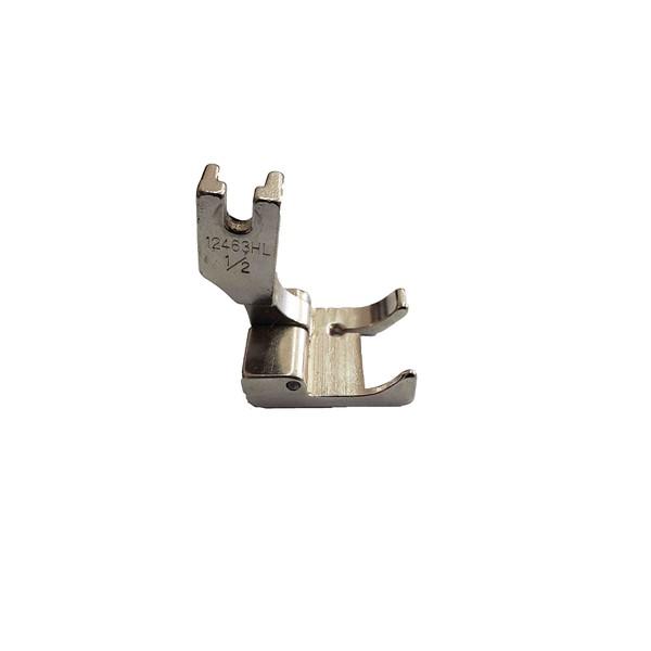 Calcador Reta Pesponto Com Guia Fixo 12463HL-1/2