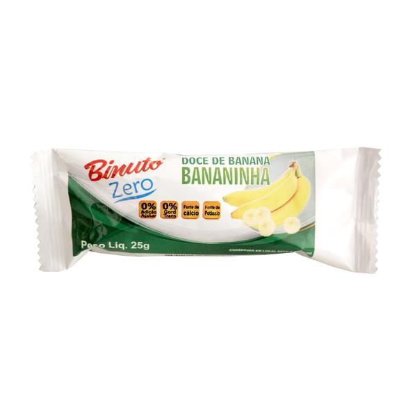Bananinha sem Açúcar diet - 25g