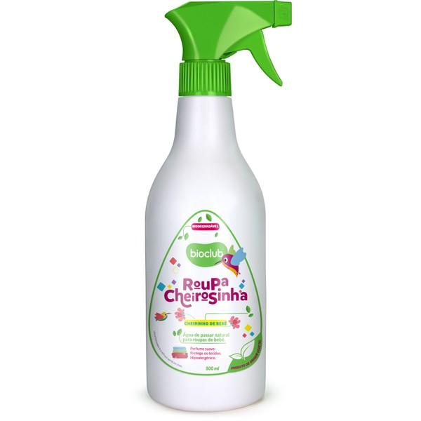 Roupa Cheirosinha orgânica Bioclub® 500ml