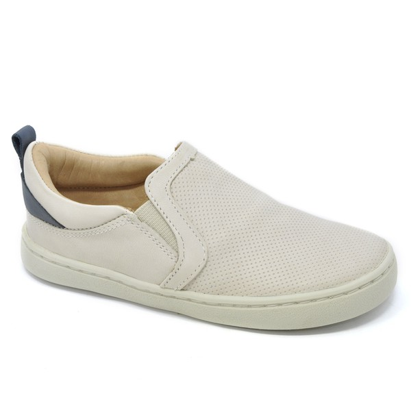 Slip On Infantil Masculino Saulo - Off White