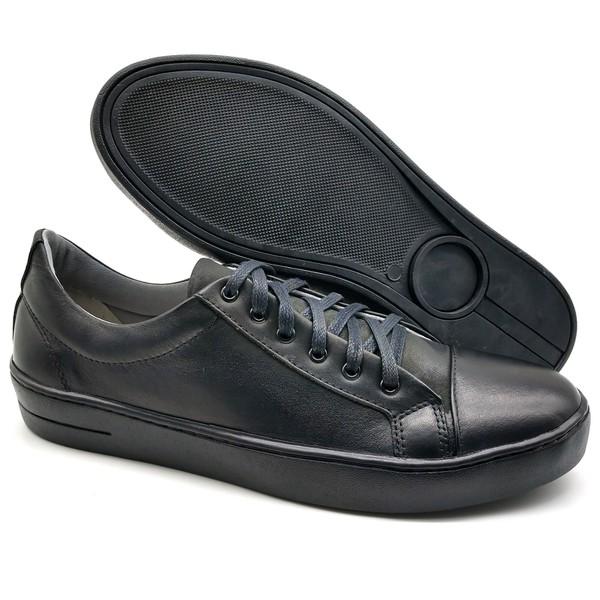 Sapato Feminino Casual Monet Bmbrasil 351/14 Preto