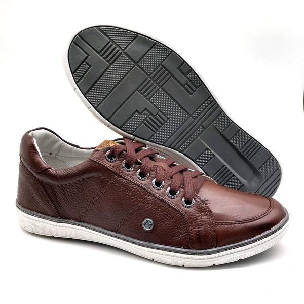 Sapatos CASUAL AMERICA SAPATENIS BMBRASIL 825/01 CAFÉ