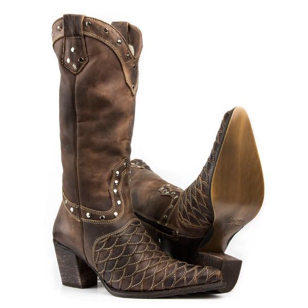 Bota Country Feminina Texana 3061 ESC