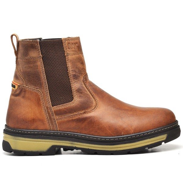 Bota Caterpillar Farmer - Whisky
