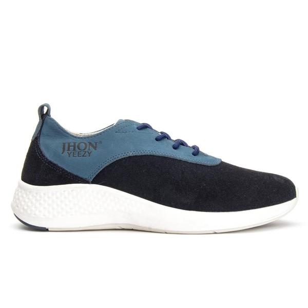 Tênis Jhon Boots Yeezy 3500 - Azul