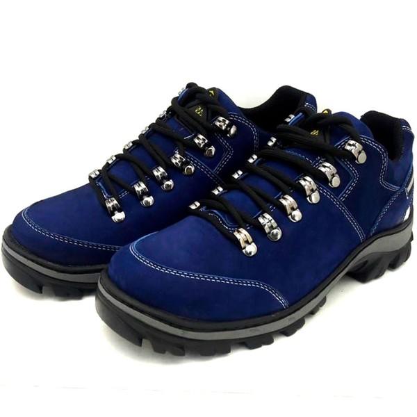 Tênis Militar Em Couro Atron Shoes 269