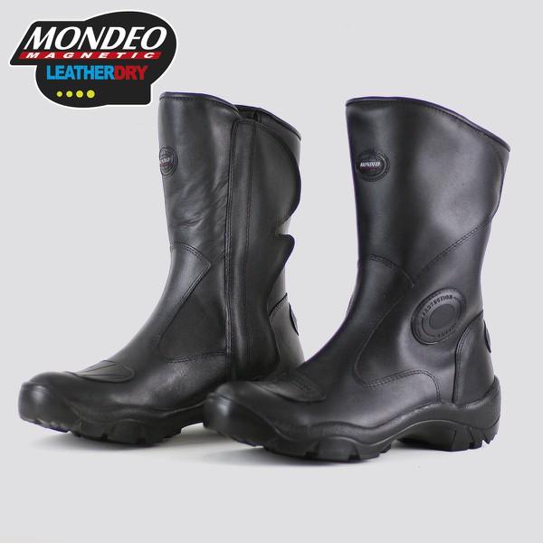 Bota Mondeo Leather Dry - 100% Impermeável