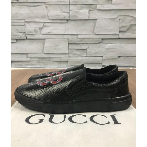 Sapatênis Gucci - Slip-On
