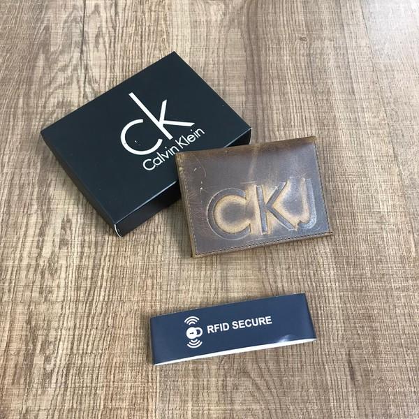 Carteira Calvin Klein