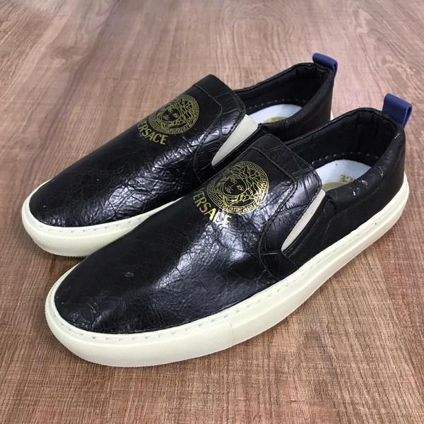 Sapatênis Versace - Slip-On