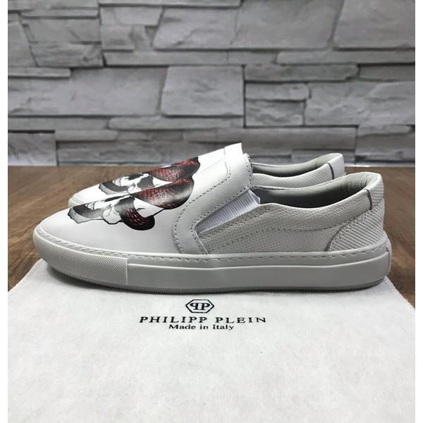 Sapatênis Philipp Plein - Slip-On