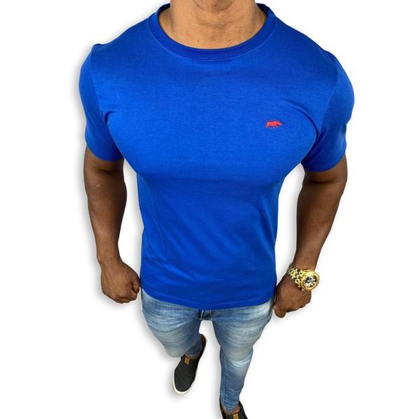 Camiseta DGraud - Azul Bic
