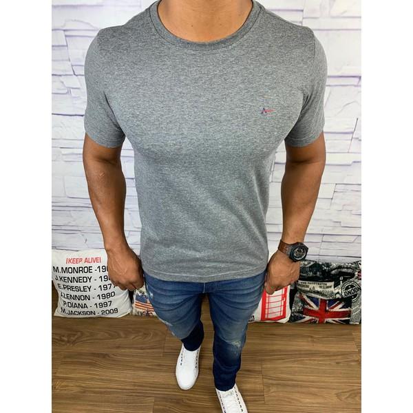 Camiseta Aramis - Cinza Médio