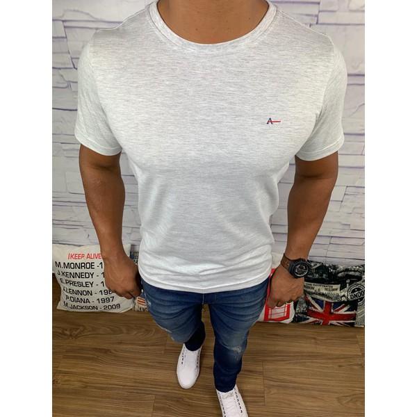 Camiseta Aramis - Cinza