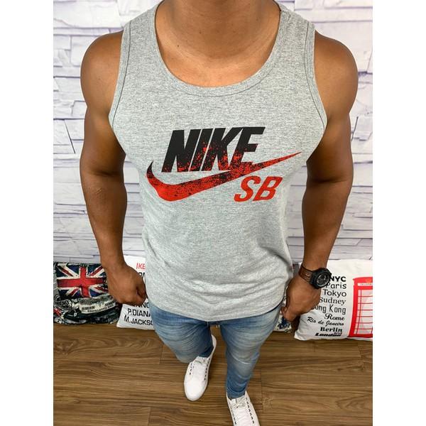 Regata Nike - Cinza