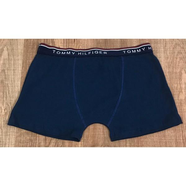 Cueca Boxer Tommy Hilfiger - Azul marinho