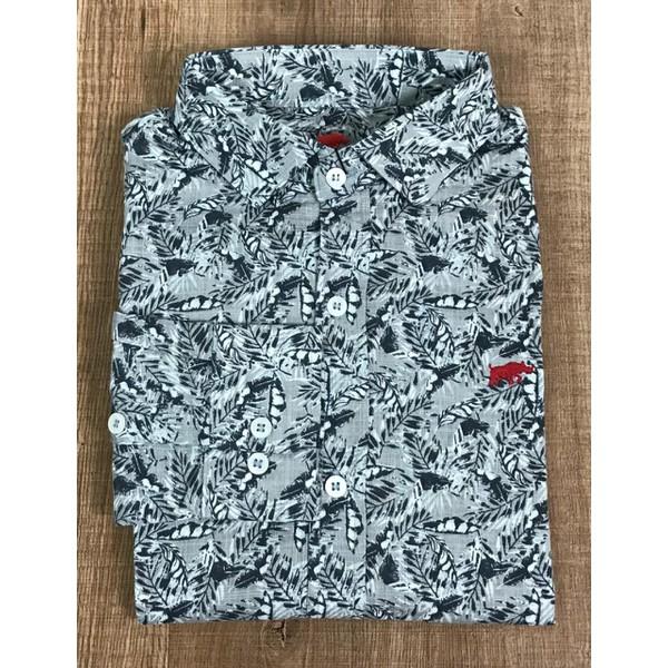Camisa Manga Longa - DGraud Estampada