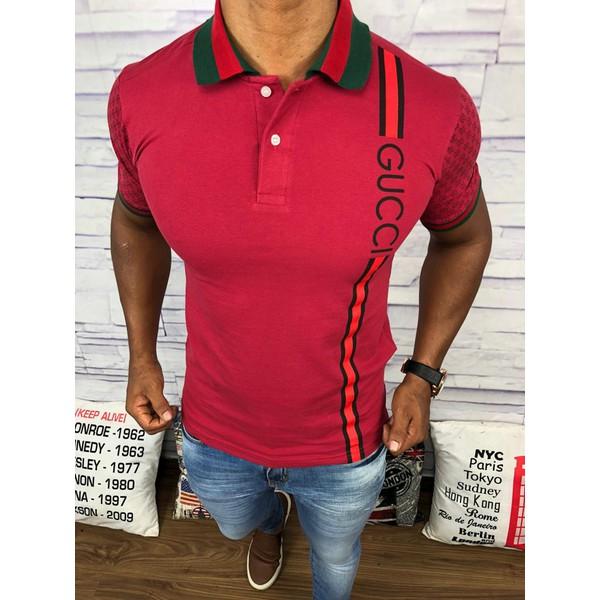 Polo Gucci/Vermelha