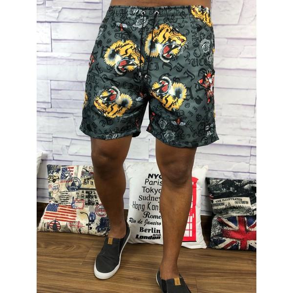 Bermuda Short Gucci - forrada por dentro