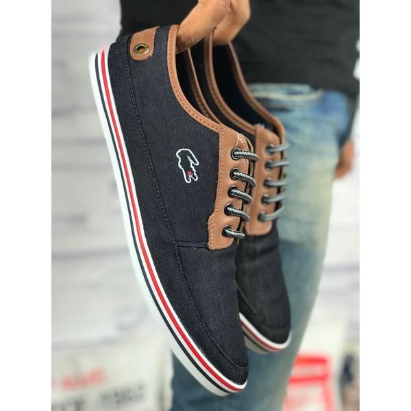 Sapatênis Lacoste - Azul Jeans