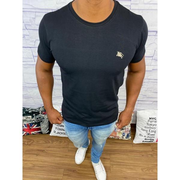 Camiseta Burberry - Preta