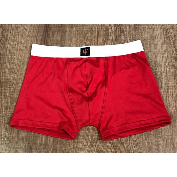 Cueca Boxer Osk - Vermelha