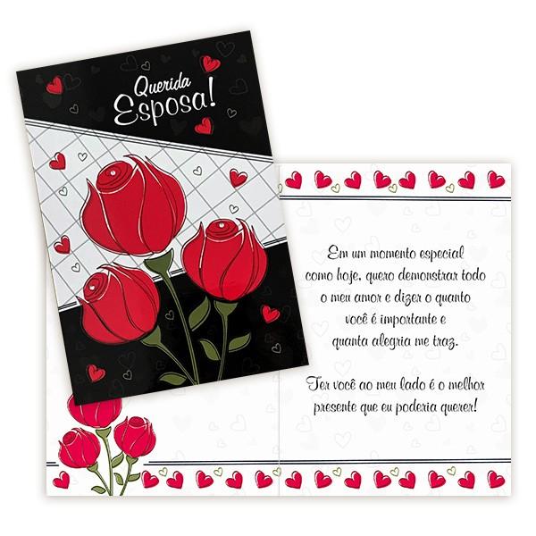 Cartão Esposa