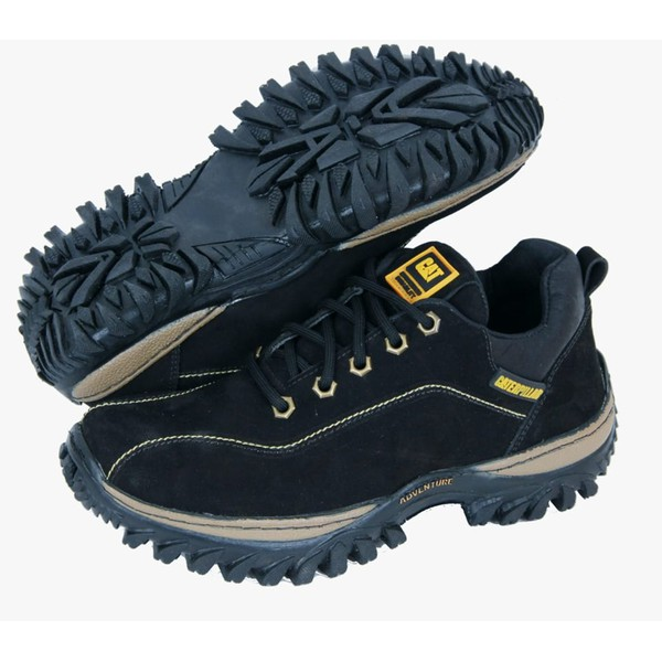 Bota Caterpillar Preto Adventure Grb