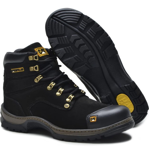 Bota Caterpillar Second Shift Plus 2 Preto