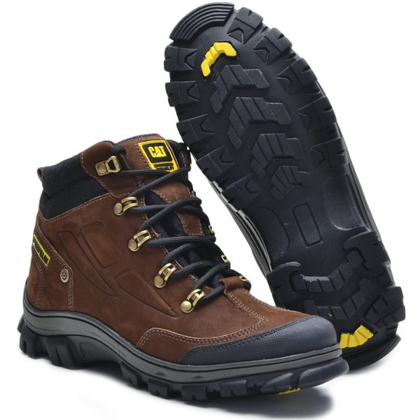 Bota Adventure Vantage Plus Marrom